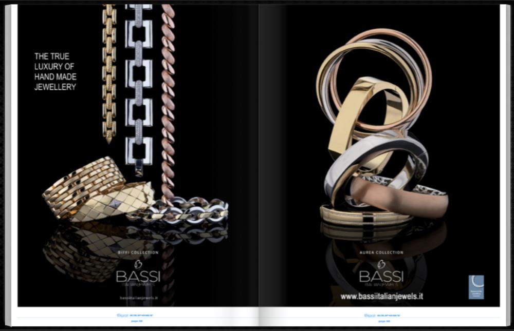 18karati Luxury Bassi Italian Jewels Bassi Srl Biffi Made In Italy Jewellery 18kt