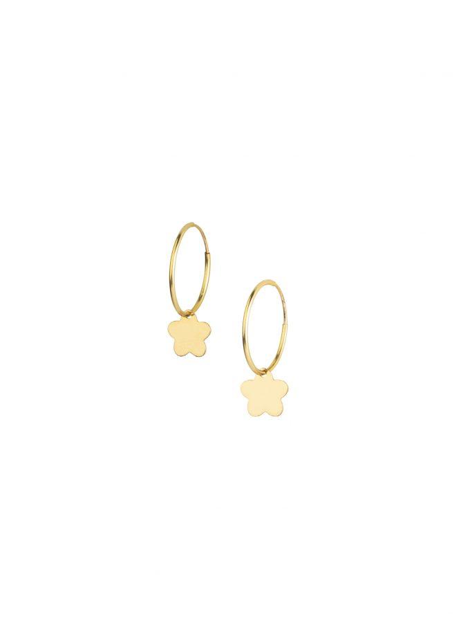 Bassi Italian Jewels Orecchini Stella Star Earrings 18kt Jewelry Vicenza Italy Pep020cl Recuperato