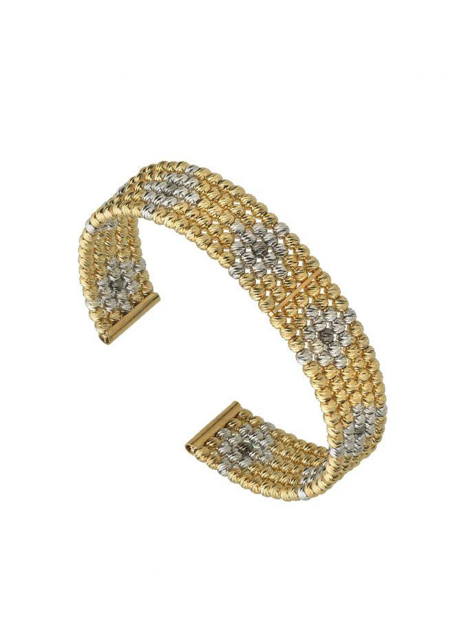 Bassi Italian Jewels Premium Bisantium 18kt Jewelry Vicenza Italy 32.90