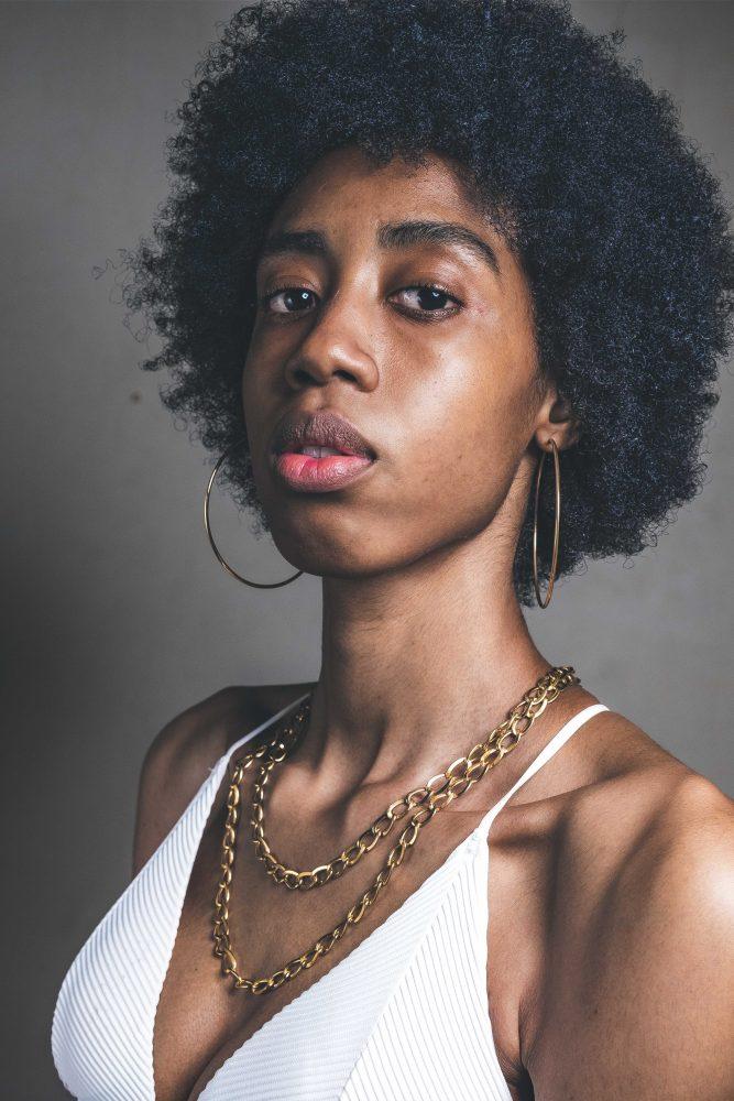 Afro Italian Black Beauty Gold 18kt Jewlery Bassi Italian Jewels Goldchain Unisex