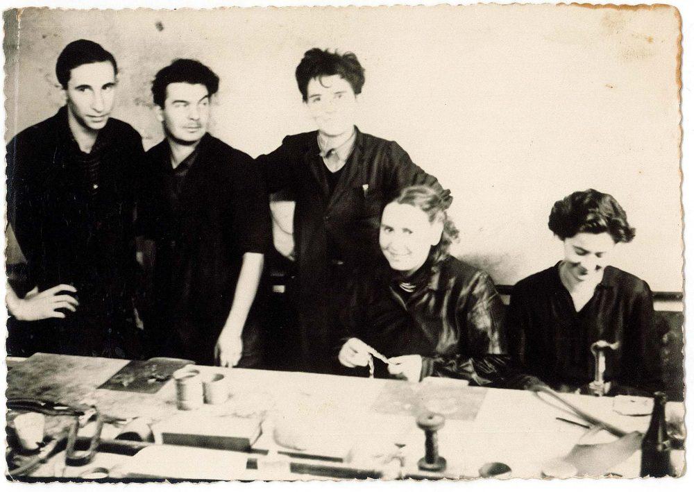 Bassi History 1952 C