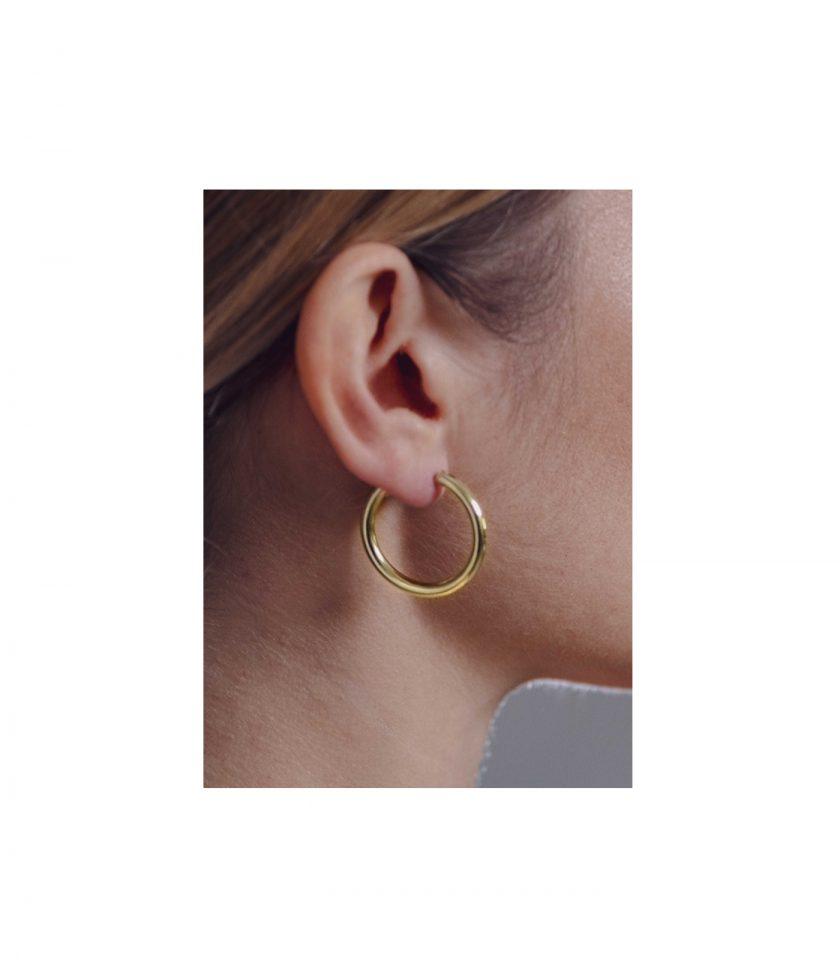 Ear Earrings 18kt Jewels Hoop Hollow Gioielli Italian Jewels Jewlry Wholesale